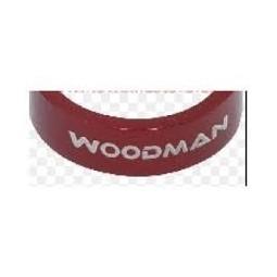 Arandela Dirección Alu Woodman