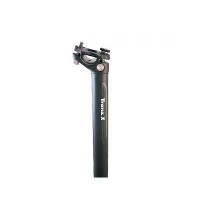 Tija sillín 31,6 mm tranzx