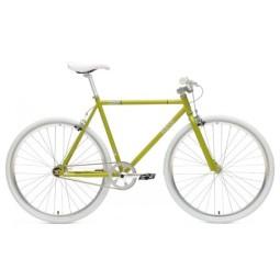 Bicicleta Chill Bike Base Green Silver