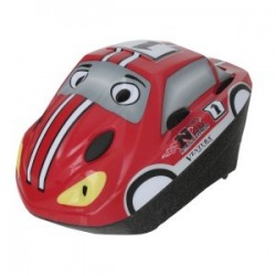 Casco niño 3D Ventura Racing Car