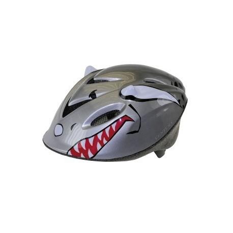 Casco niño Ventura motivo animado tiburón