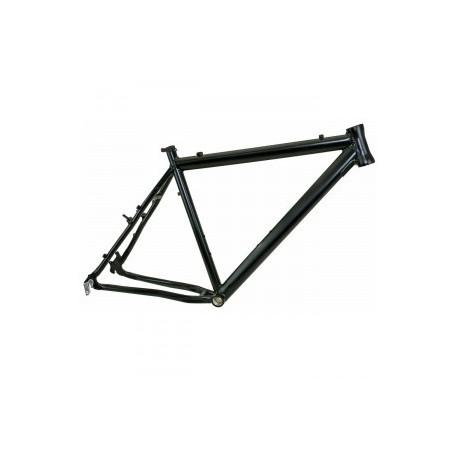 """Cuadro Aluminio trekking ciclocross 28"""""""
