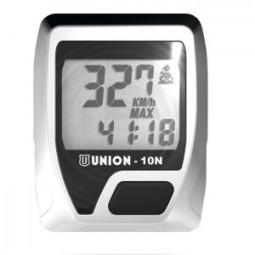 Cuentakilómetros 10 programas marca union