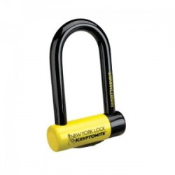 Candado seguridad Kryptonite new modelo mini