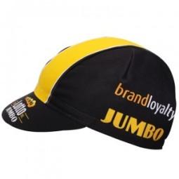 Gorra ciclista equipo Lotto Jumbo