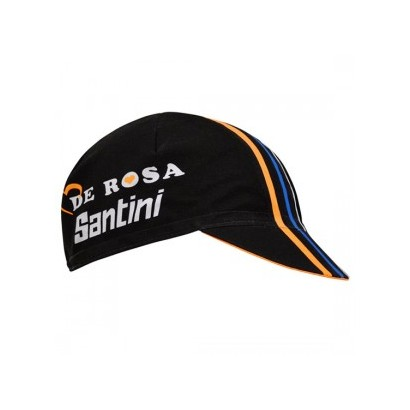 Gorra ciclista equipo de rosa santini