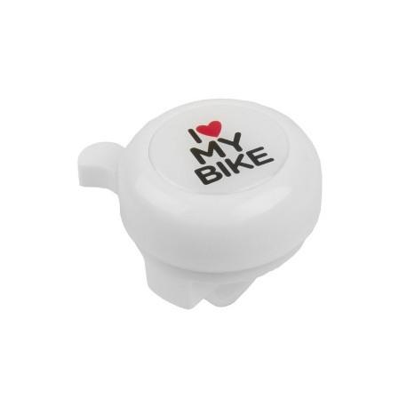 Timbre amor bicicleta