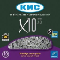 Cadena modelo KMC X10 73 10 vel