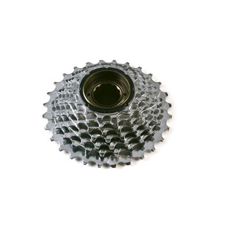 Cassette piñonera bicicleta 7 velocidades epoch