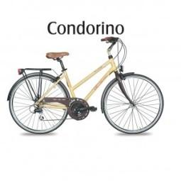 Bicicleta paseo Cicli Elios modelo condorino donna