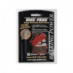 Pastillas freno Shimano XT gigapower blister