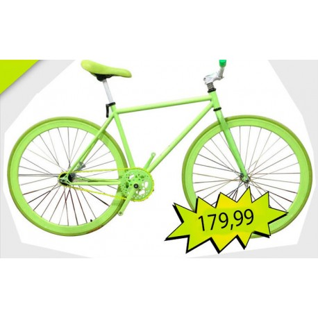 Bicicleta fixed varios colores