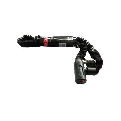 Candado bicicleta cadena 6x900 negro