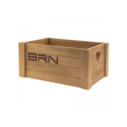 Caja madera bicicleta BRN