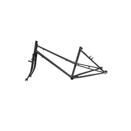 Cuadro bicicleta berlin lady clásico sin pintar