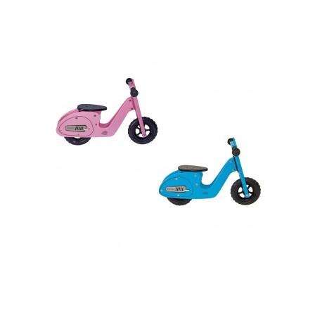 Bicicleta equilibrio vespa brn colores