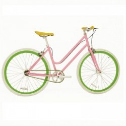 Bicicleta lady pepita bike komodo