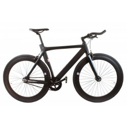 Bicicleta fixie NoLogo 2016 negra
