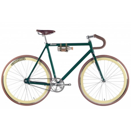 Bicicleta fixie Lamona Atalanta edición Brooks