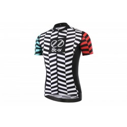 Maillot color negro blanco rookies