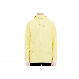 Chaqueta impermeable lluvia amarilla