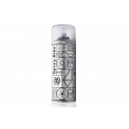 Barniz transparente bicicleta spray