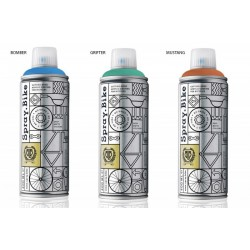 Spray pintura bicicleta blb coleccion pop