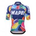 Maillot ciclismo mapei multicolor