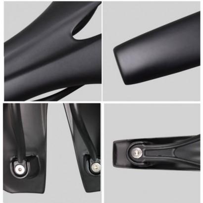 Sillín carbono color negro