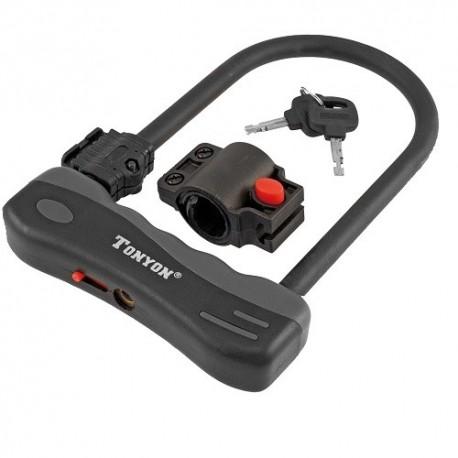 Candado seguridad u - lock 165x320 mm