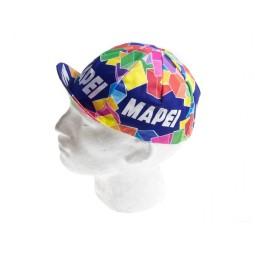 Gorra ciclista mapei colores