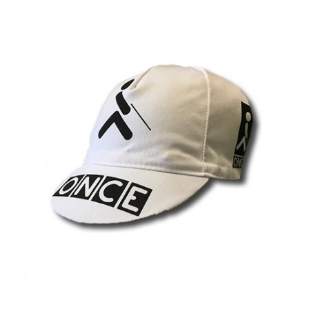 Gorra ciclista once