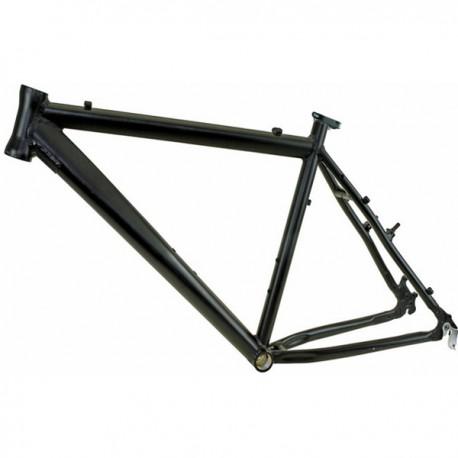 Cuadro Aluminio Negro
