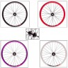 Juego completo ruedas 20 pulgadas colores