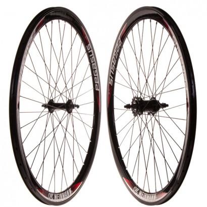 Par ruedas contrapedal pegasus 700