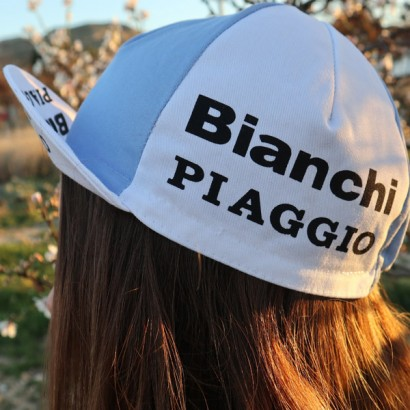 Gorra bianchi piaggio