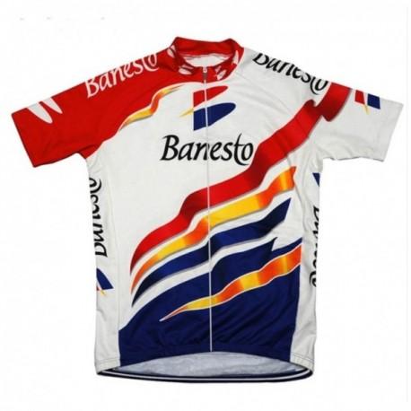 Maillot ciclista Banesto
