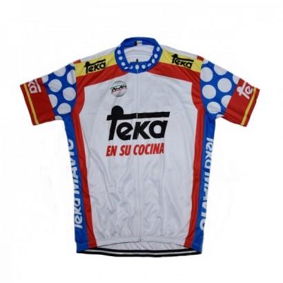 Maillot Teka ciclista