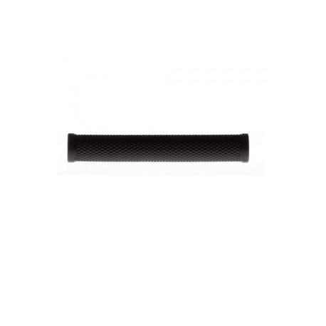 Puños pista eco175 mm. negros