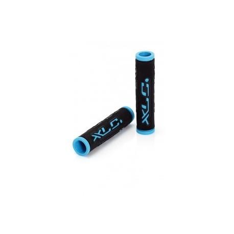Puños de goma XLC Dual Color