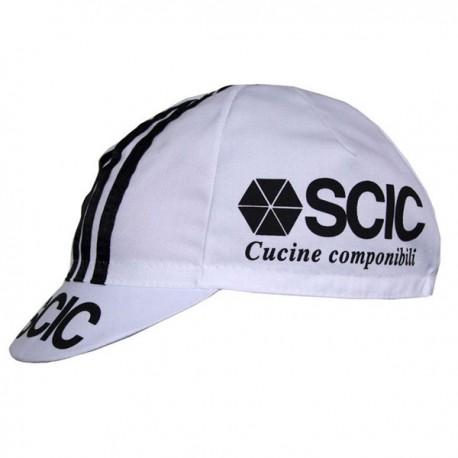 Gorra ciclista vintage Scic