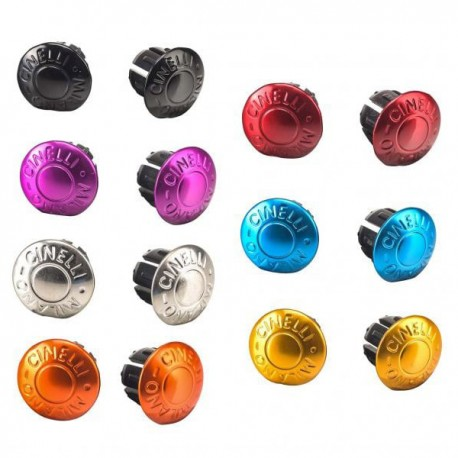 Tapones de Manillar Cinelli Colored End Plugs