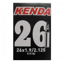 Cámara 26x1.90-2.125 valvula presta Kenda