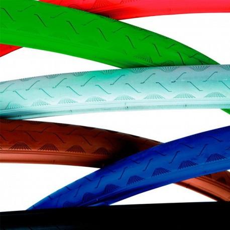 Cubierta dell tire 700x28 colores