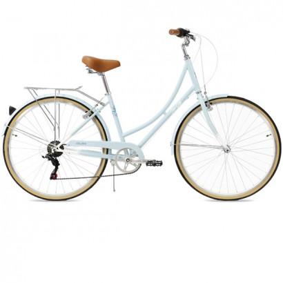 Bicicleta paseo stepcity 7v colores fabricbike