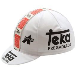 Gorra ciclista Teka