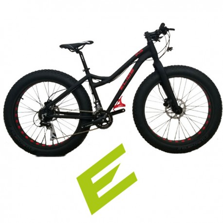 Bicicleta fat bike dub cicli