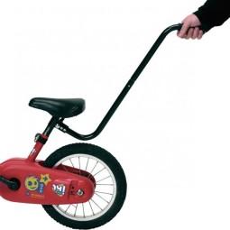 Soporte guía bicicleta infantil