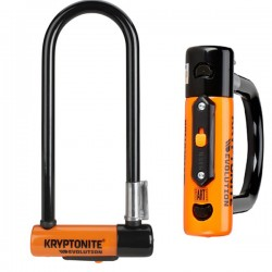 Candado Kryptonite modelo evolution mini9