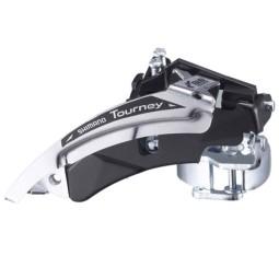Desviador MTB modelo Shimano Tourney 6 7 8 velocidades